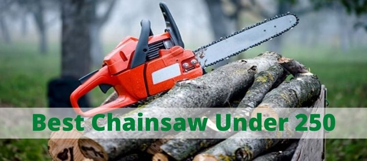 Best Chainsaw Under 250