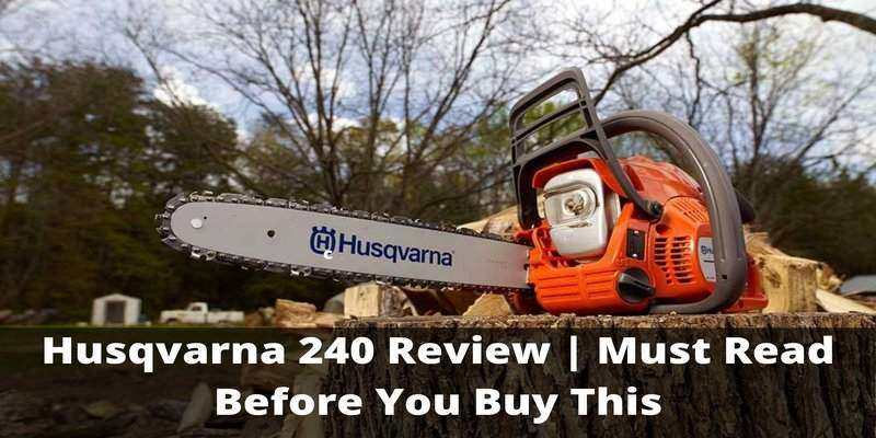 husqvarna 240 review