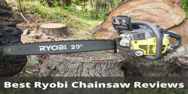 ryobi chainsaw reviews